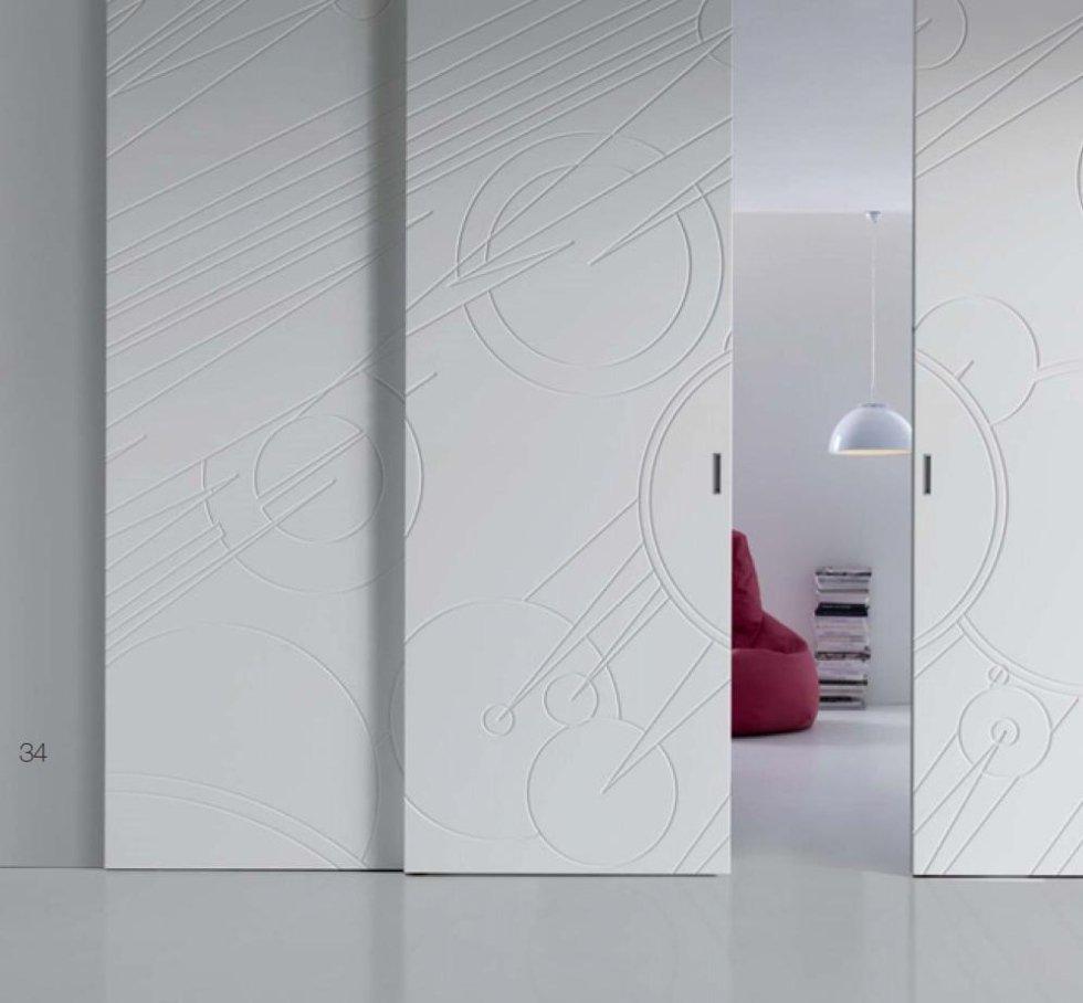 Sliding door bianca