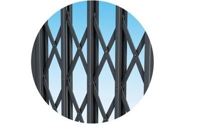 Reticolato cancello per finestra