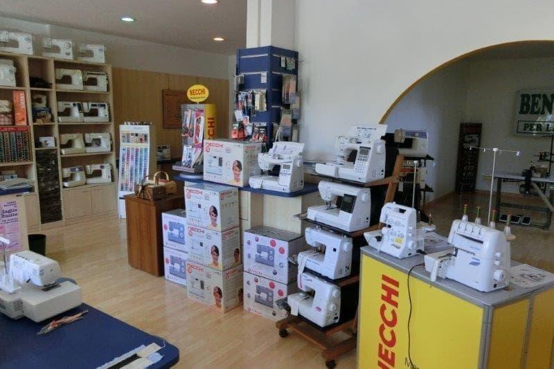Macchine per cucire Necchi Treviso