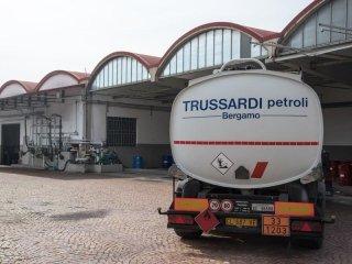 trasporto e consegna carburanti