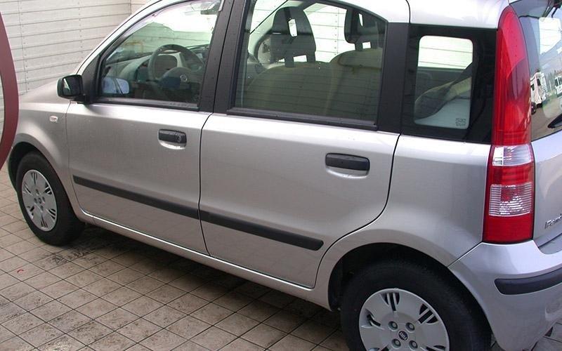 Fiat Panda verniciatura