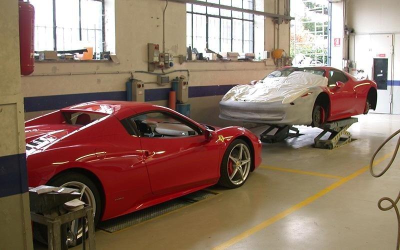 Ferrari carrozzeria
