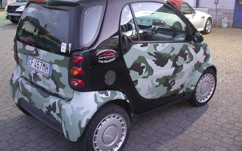 Auto wrapping