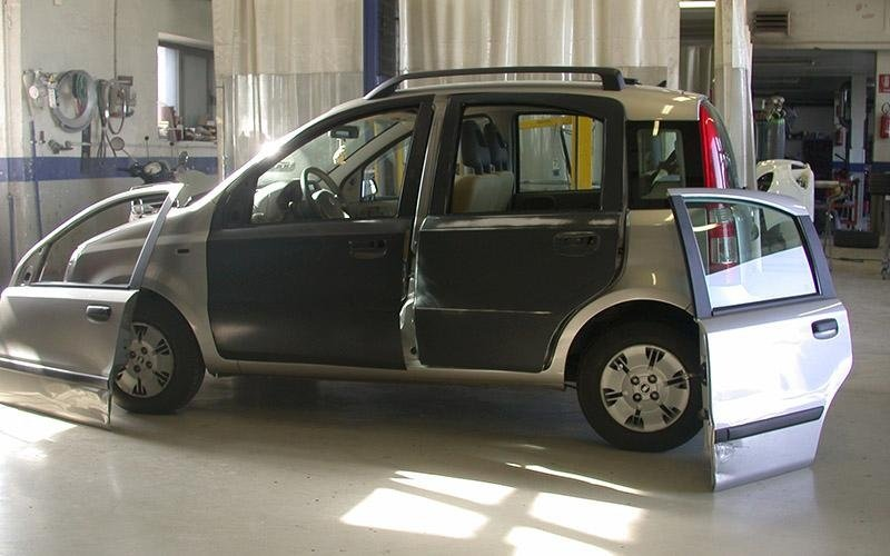 Fiat Panda soccorso