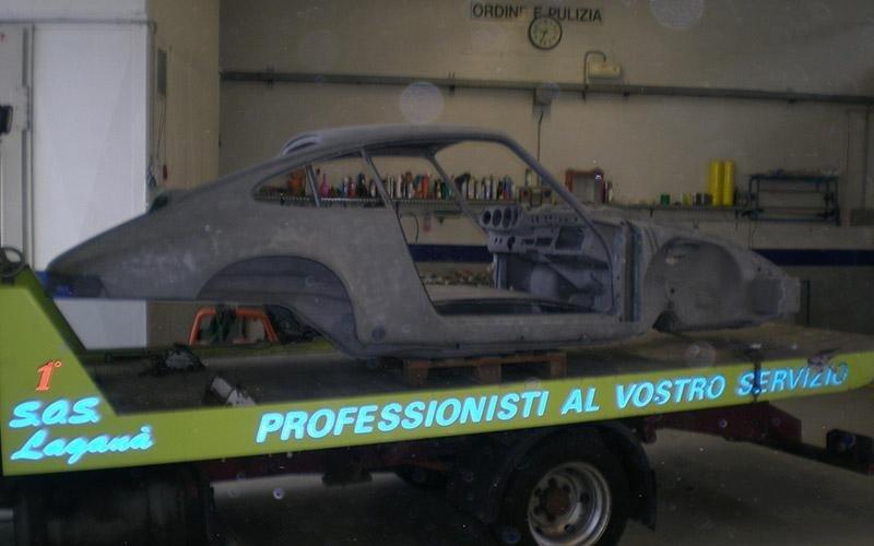 Porsche restauro