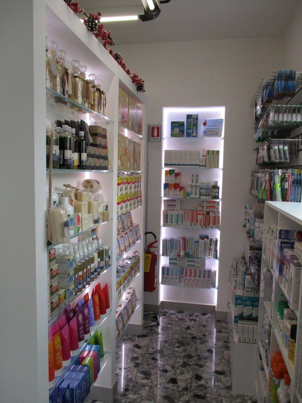 vendita di prodotti per l'igiene personale