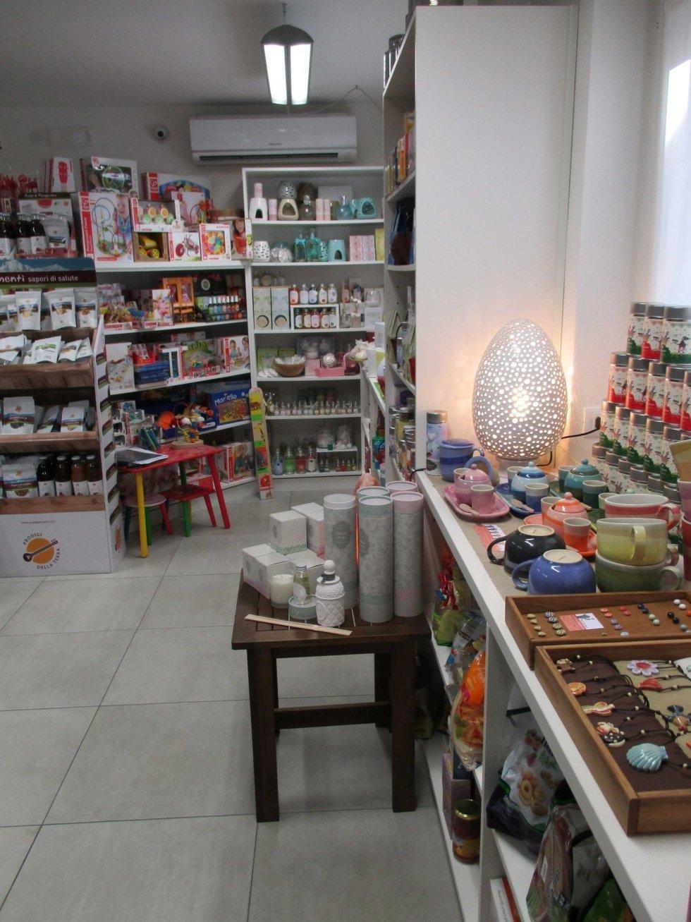 vendita di prodotti per la casa