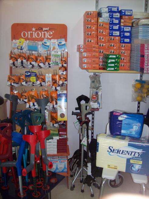 prodotti ortopedici orione