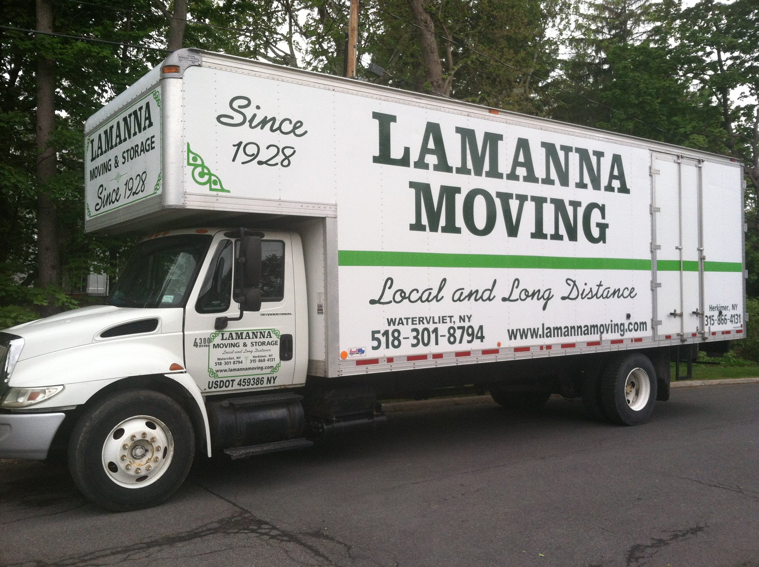 moving quotes Clifton Park, NY