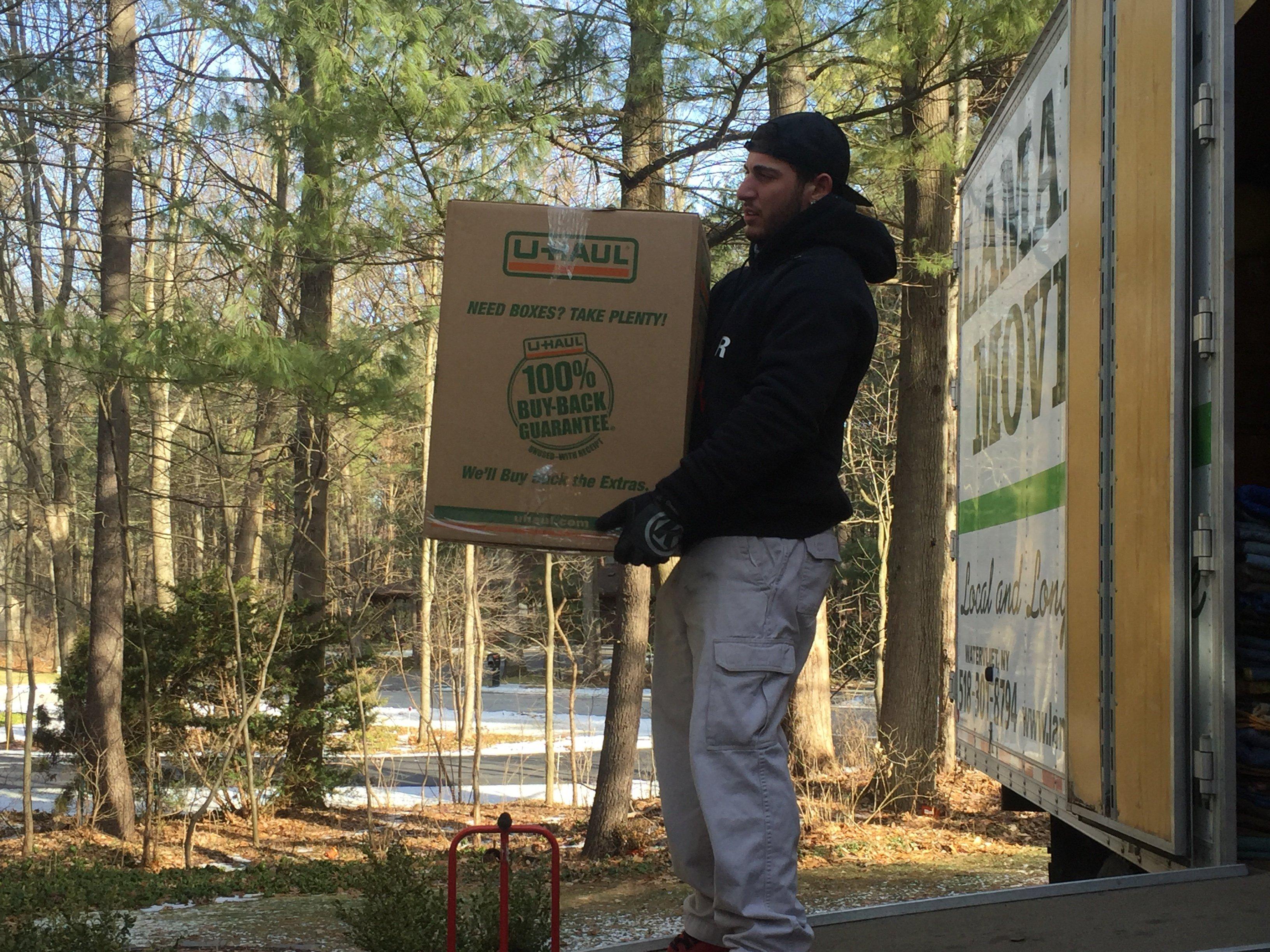 residential movers Albany, NY