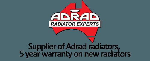 mobile radiator services adrad logo
