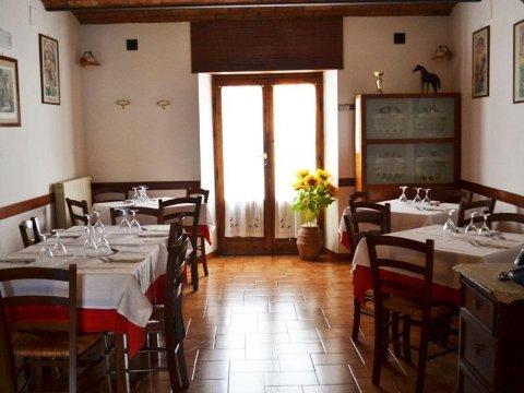 Pranzo e Cena in Locanda - Trattoria Affittacamere da Bianchina, Manciano (GR)