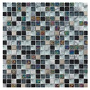Mosaic and Moudlings Stone Kitchen Flooring