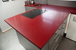 Glass Kitchen Worktops in Bristol & Somerset