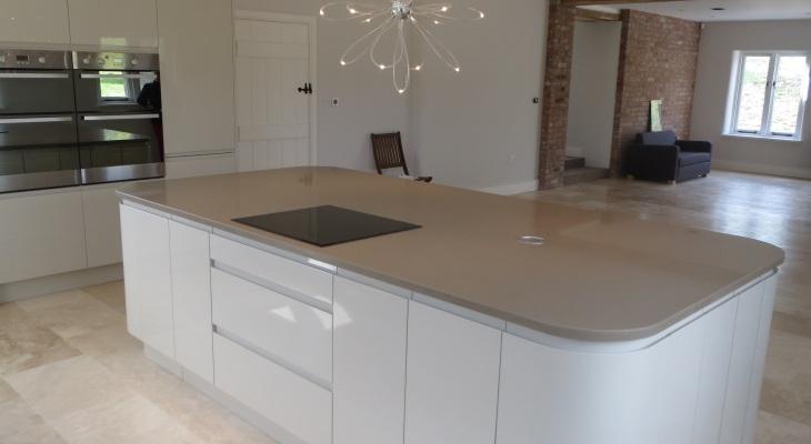 Kitchen Worktops available at Valentino Kitchens Bristol & Somerset