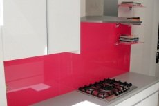 Glass Kitchen Splasbacks Bristol