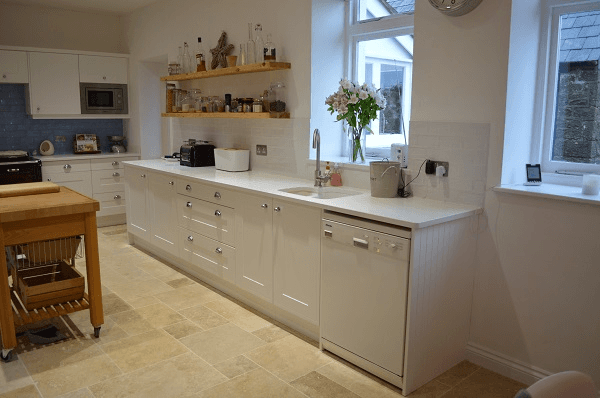 Fitted Kitchen in Blagdon