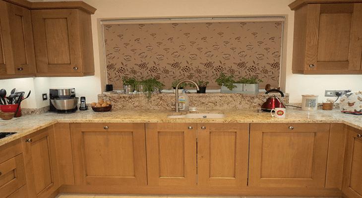 Kitchen Installation in Cranmore