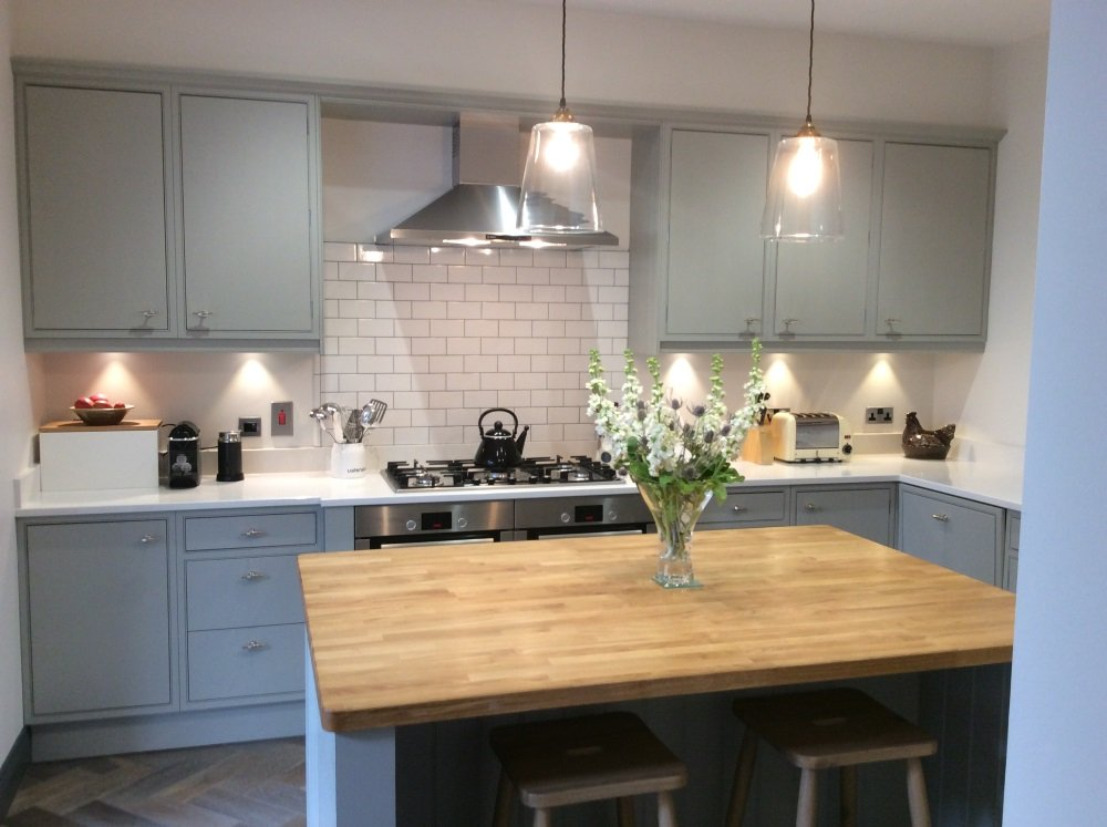 Enfield Painted Kitchen