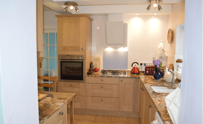 Kitchen Installation in Blagdon