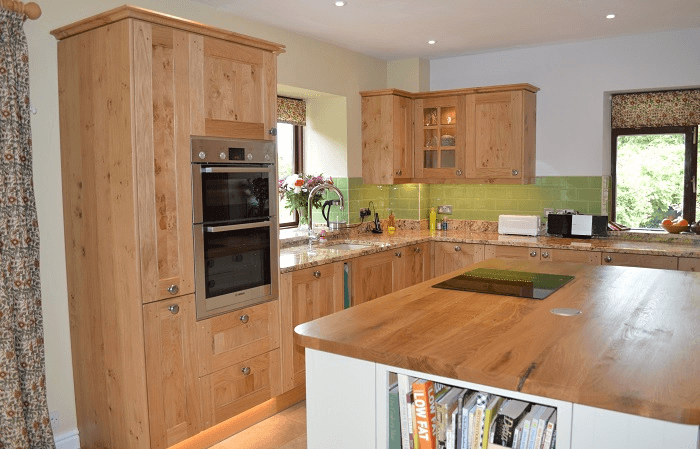Kitchen Installation in Hunstrete