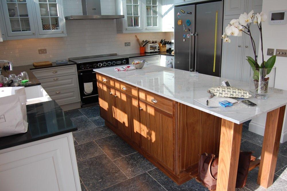 Richmond Painted Kitchen