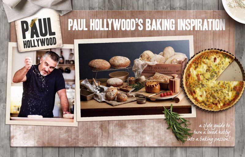 Paul Hollywood Cookware