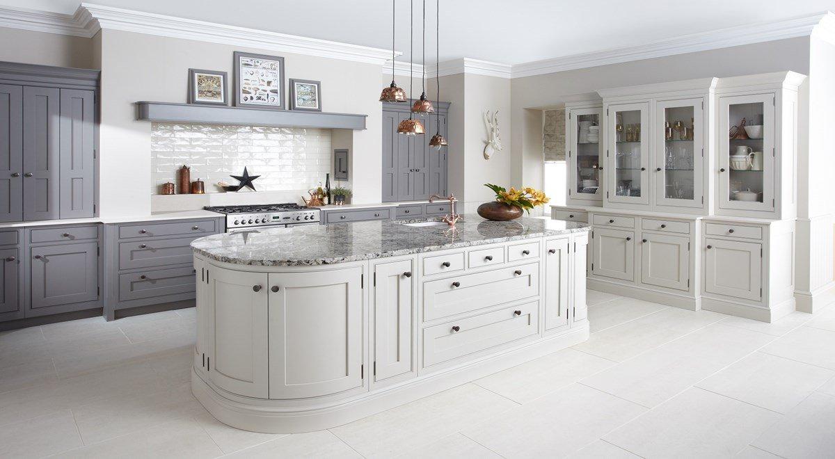Langton Painted Kitchen