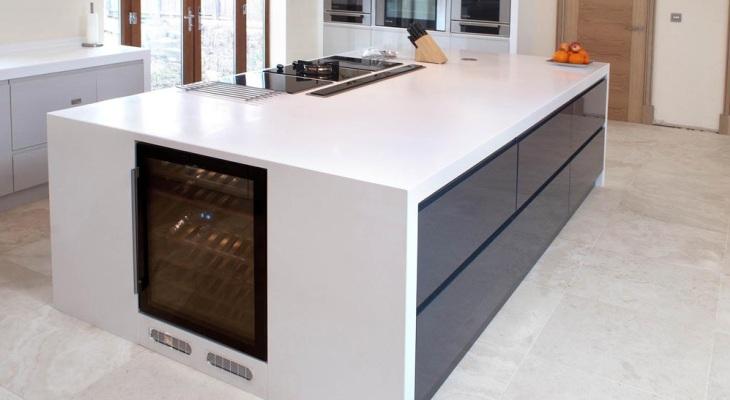 Exceptionnel Corian Kitchen Worktops In Bristol U0026 Somerset