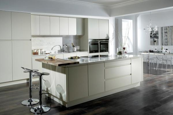 Malmo Matt Kitchen Installation in Bristol