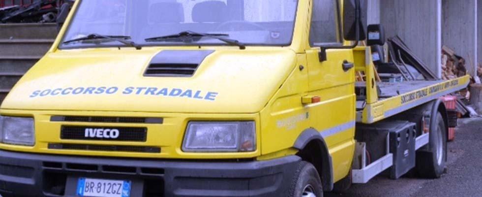 soccorso stradale - Darfo Boario Terme
