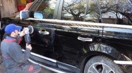 riparazione auto incidentate, lucidatura carrozzeria, riparazione portiere