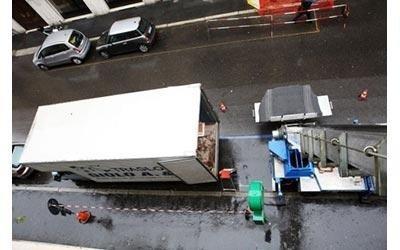 camion per trasloco
