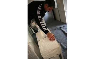 scatole trasloco uffici