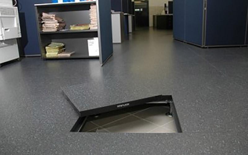 Pavimento in gomma