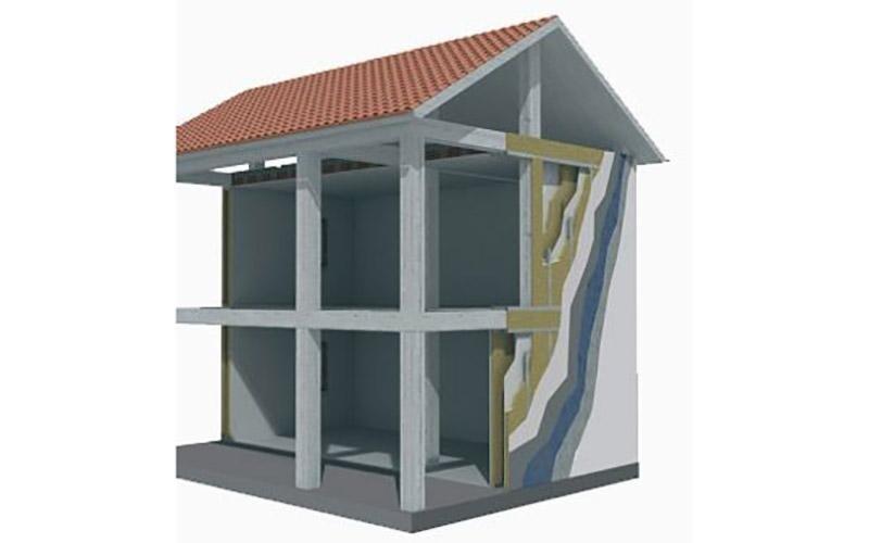 Knauf Vidiwall sistema residenziale