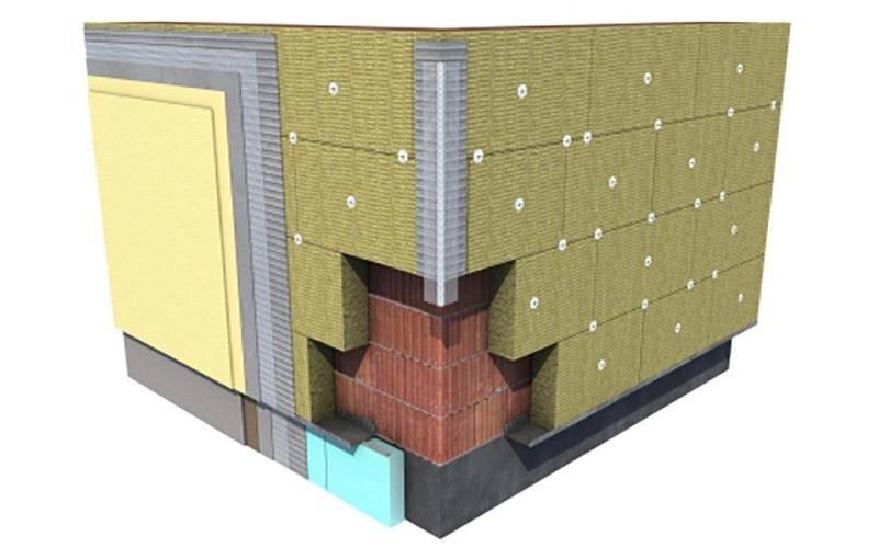 Isolamento termico per pareti