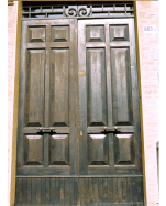 Restauro ingresso storico: prima