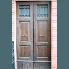 Porta ingresso : prima