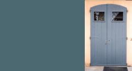 Restauro portone ingresso