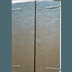 Restauro serramento oscurante: dopo