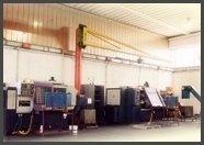 macchine cnc metalli