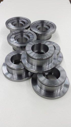 Pezzi macchinari circolari in metallo