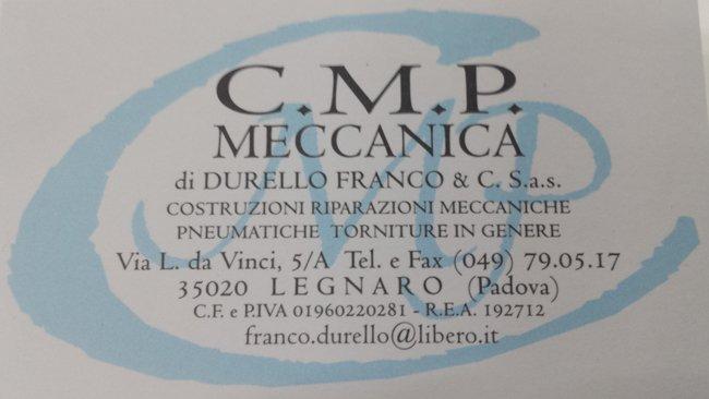 contatti C.M.P. meccanica