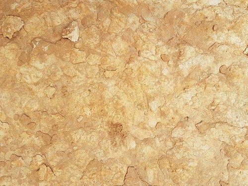 un marmo color sabbia