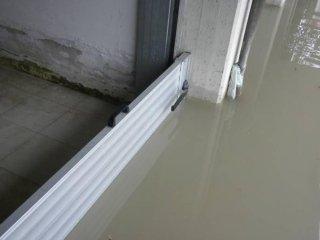paratie alluvioni