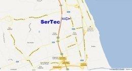 SerTec indicazioni stradali