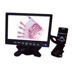 verifica e trattamento denaro cashtest lcd 7
