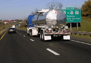 Liquid Bulk Transport