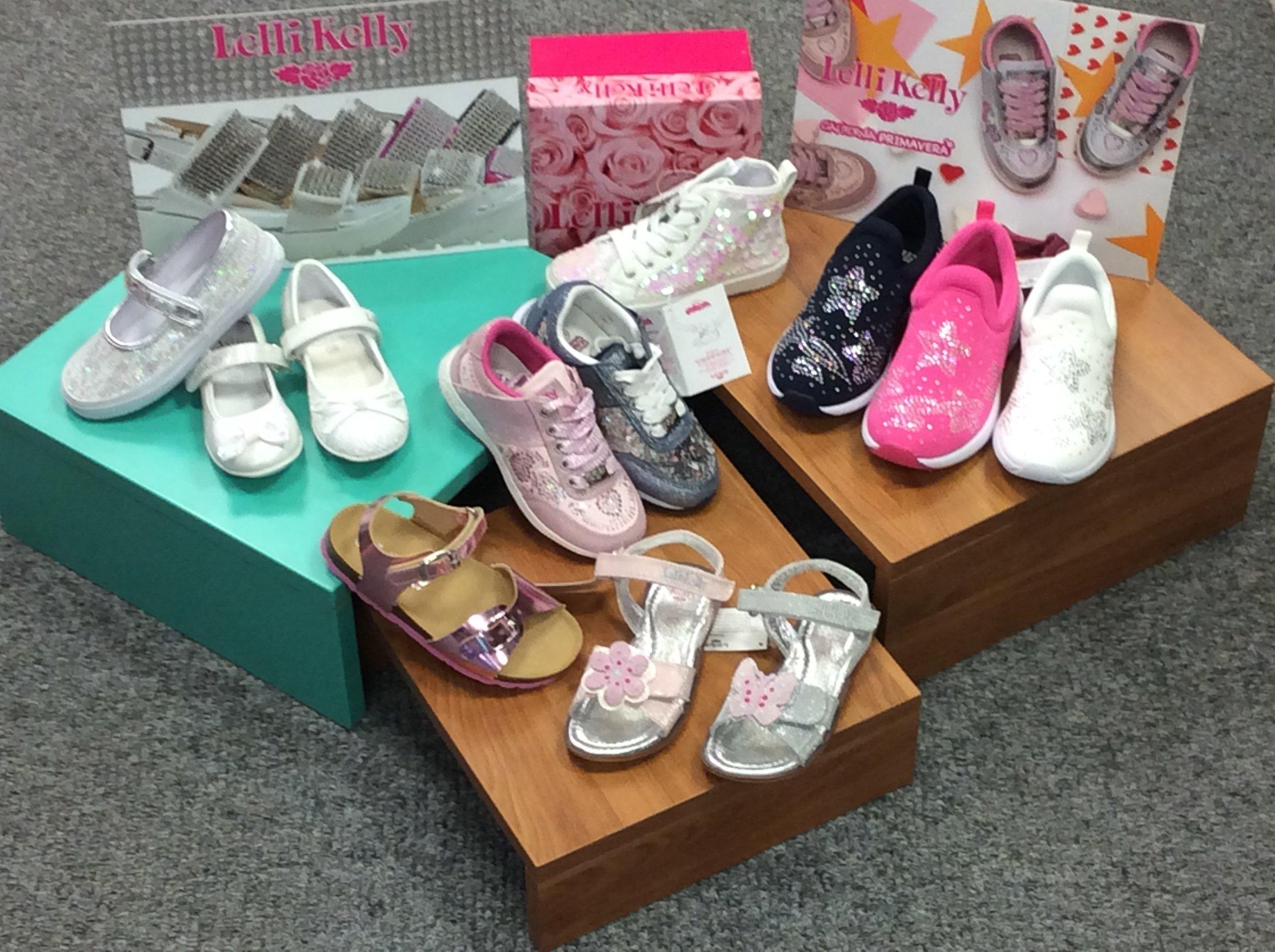 negozio scarpe bambino Bergamo